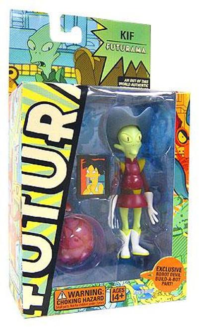 Futurama Series 3 Kif Kroker Action Figure