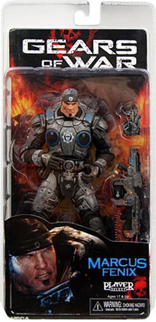NECA Gears of War Series 1 Marcus Fenix Action Figure
