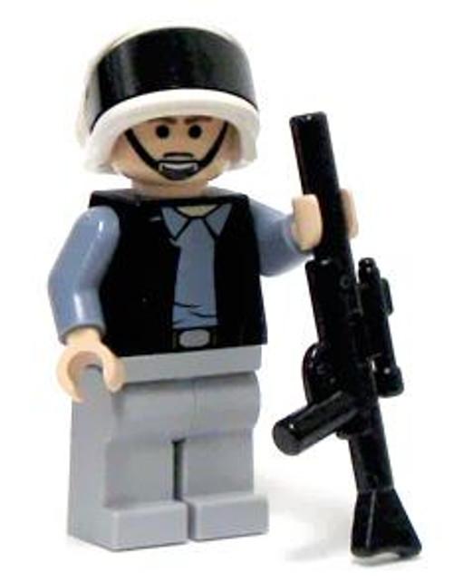 LEGO Star Wars Loose Rebel Trooper Minifigure [Frowning Loose]