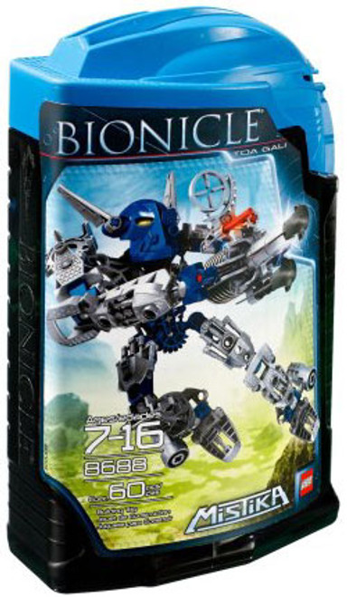 LEGO Bionicle Mistika Toa Gali Set #8688