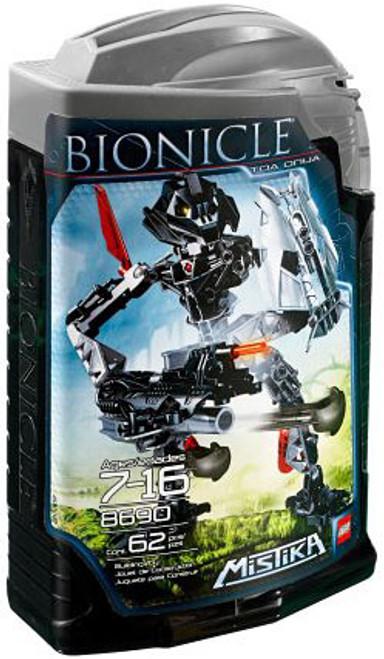 LEGO Bionicle Mistika Toa Onua Set #8690