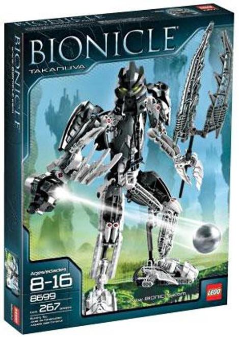 LEGO Bionicle Takanuva Set #8699