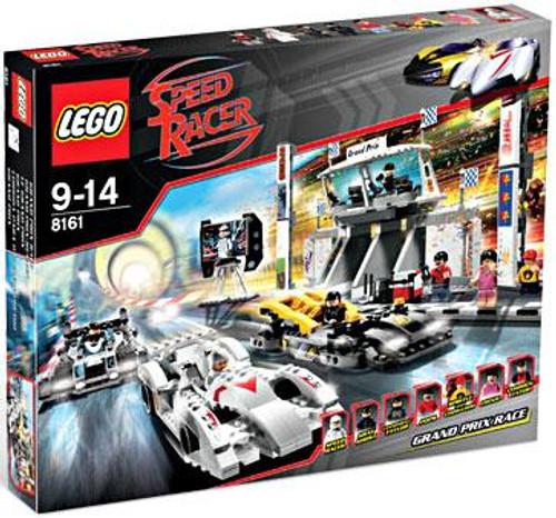 LEGO Speed Racer Grand Prix Set #8161