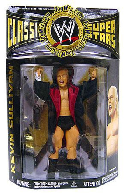 WWE Wrestling Classic Superstars Series 19 Kevin Sullivan Action Figure