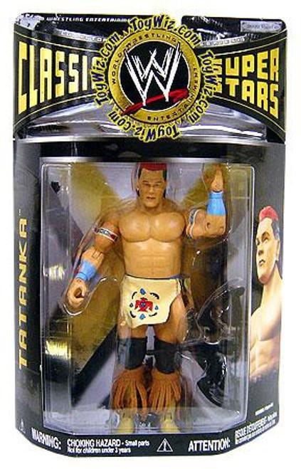 WWE Wrestling Classic Superstars Series 19 Tatanka Action Figure