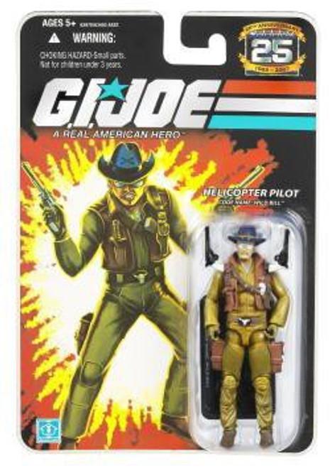 GI Joe 25th Anniversary Wave 7 Wild Bill Action Figure