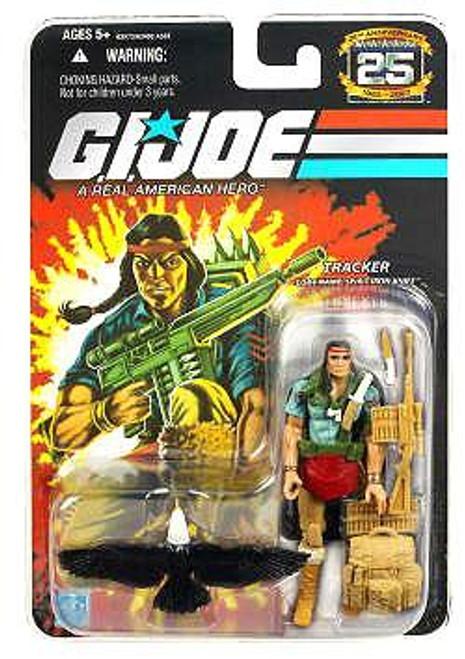 GI Joe 25th Anniversary Wave 7 Spirit Iron Knife Action Figure