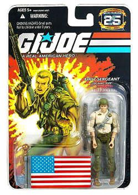 GI Joe 25th Anniversary Wave 7 Duke Action Figure