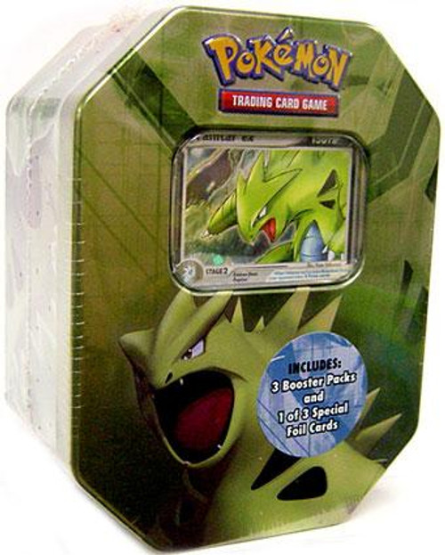 Pokemon EX 2007 Series 2 Tyranitar Collector Tin