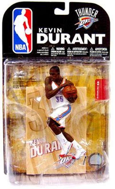 McFarlane Toys NBA Oklahoma City Thunder Sports Picks Series 16 Kevin Durant Action Figure