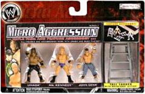 WWE Wrestling Micro Aggression Series 7 Mini Figure [Tall Ladder]