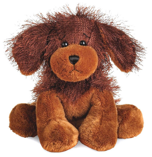 Webkinz Brown Dog Plush