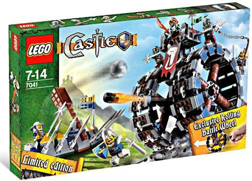 LEGO Castle Troll Battle Wheel Exclusive Set #7041