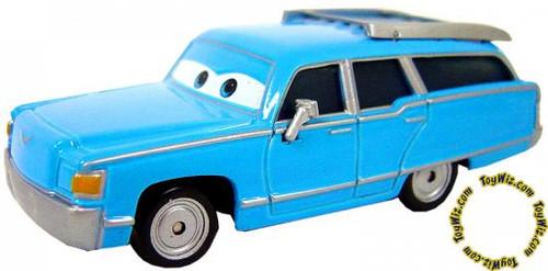 Disney Cars Loose Mrs. The King Diecast Car [Loose]