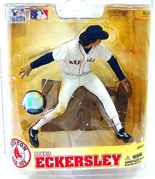 McFarlane Toys MLB Boston Red Sox Cooperstown Collection Series 5 Dennis Eckersley Action Figure [Red Sox]