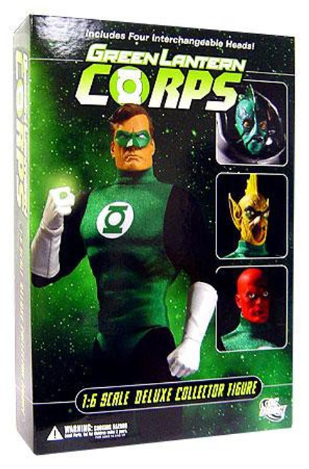 DC 1:6 Scale Deluxe Green Lantern Corps 1/6 Collectible Figure