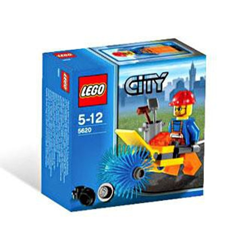 LEGO City Street Cleaner Set #5620