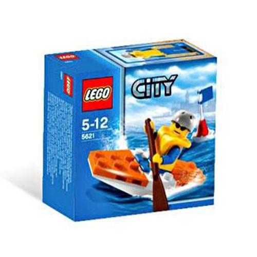 LEGO City Coast Guard Kayak Set #5621