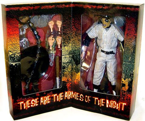 The Warriors Deluxe Series 1 Baseball Fury Action Figure