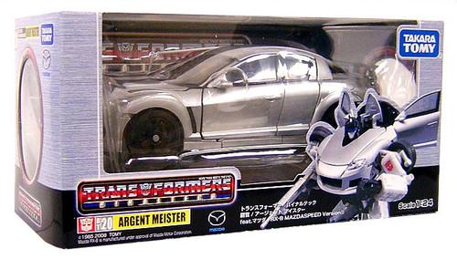 Transformers Binaltech Agent Meister Action Figure BT-20