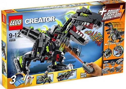 LEGO Creator Monster Dino Set #4958
