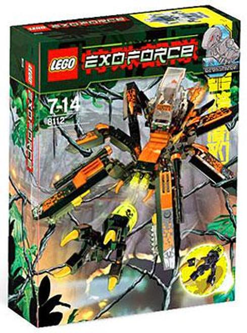 LEGO Exo Force Battle Arachnoid Set #8112