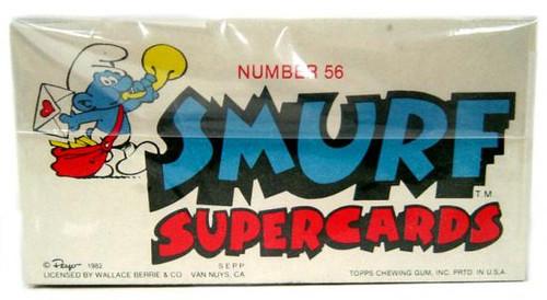 1982 The Smurfs Complete Set