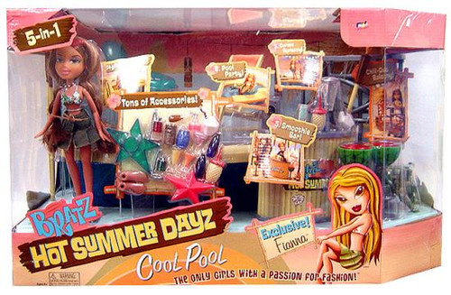 Bratz Hot Summer Dayz Cool Pool Playset
