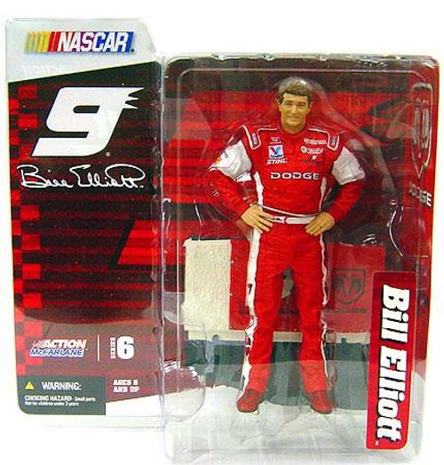 McFarlane Toys NASCAR Series 6 Bill Elliott Action Figure
