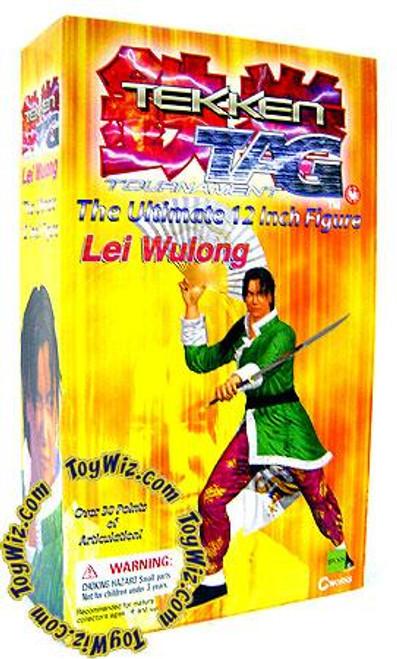 Tekken Tag Tournament Lei Wulong 12-Inch Collectible Figure