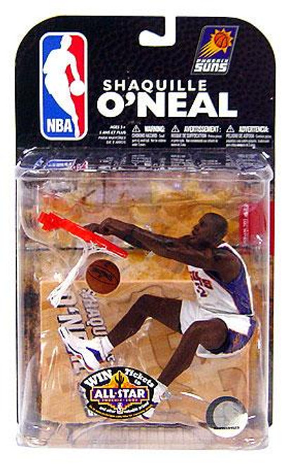 McFarlane Toys NBA Phoenix Suns Sports Picks Series 15 Shaquille O'Neal Action Figure