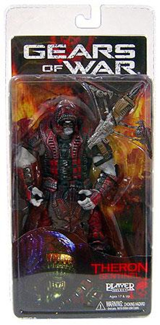 NECA Gears of War Series 2 Theron Sentinel Action Figure