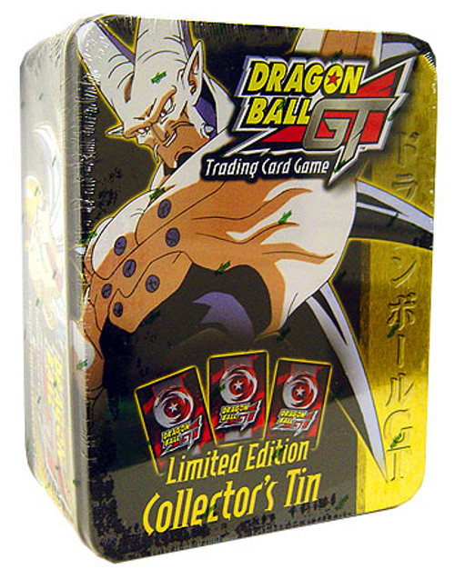 Dragon Ball GT Trading Card Game Omega Shenron Collector's Tin