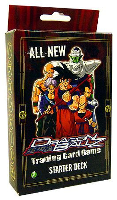 Dragon Ball Z Trading Card Game Arrival Starter Deck
