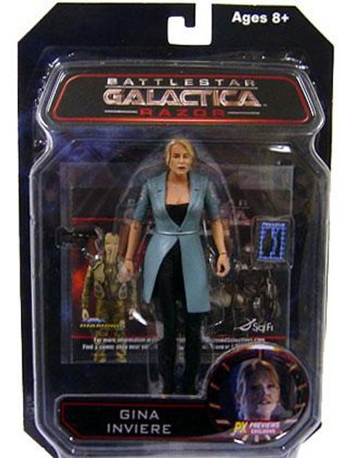 Battlestar Galactica Gina Inviere Exclusive Action Figure