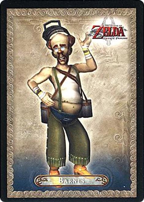 The Legend of Zelda Twilight Princess Barnes #5