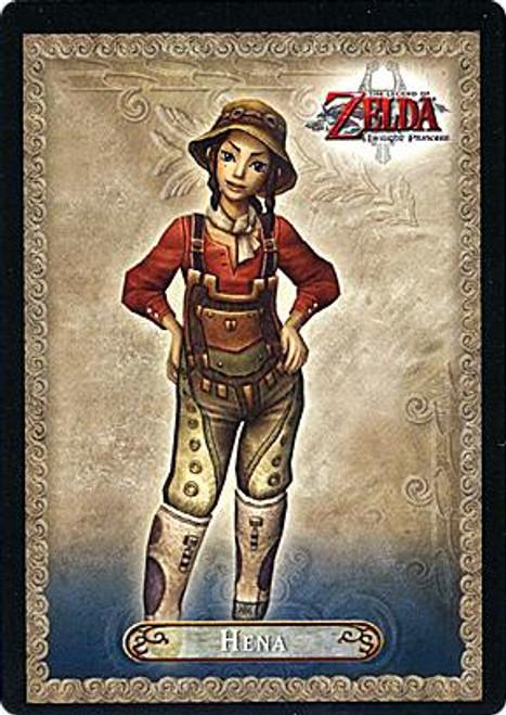 The Legend of Zelda Twilight Princess Hena #10