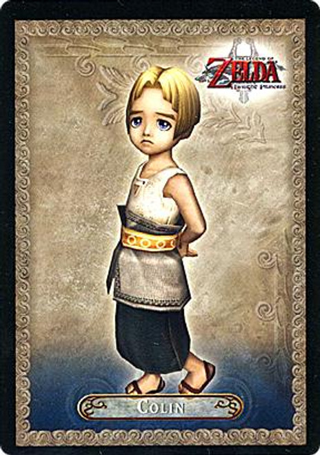 The Legend of Zelda Twilight Princess Colin #11