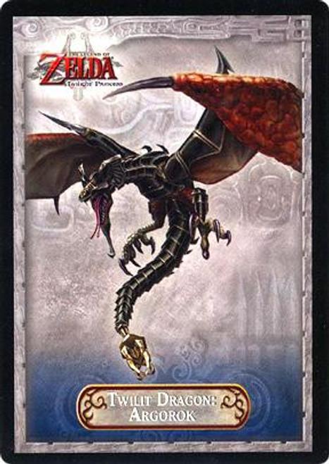 The Legend of Zelda Twilight Princess Twilit Dragon: Argorok #37