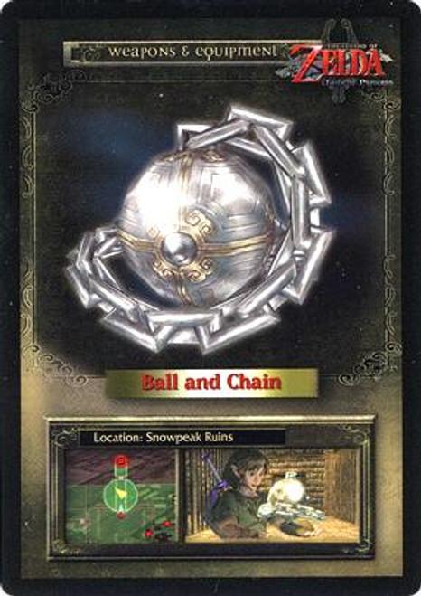 The Legend of Zelda Twilight Princess Ball & Chain #44