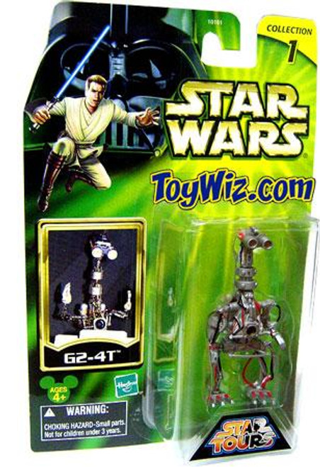 Star Wars Star Tours Power of the Jedi 2002 Collection 1 G2-4T Exclusive Action Figure