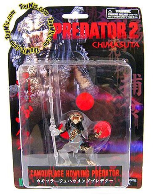 Predator 2 Chimasuta Camouflage Howling Predator Figure