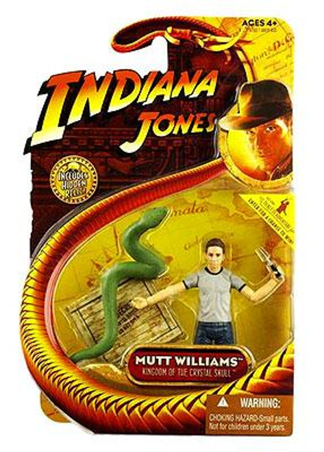 Indiana Jones Kingdom of the Crystal Skull Series 2 Mutt Williams Action Figure
