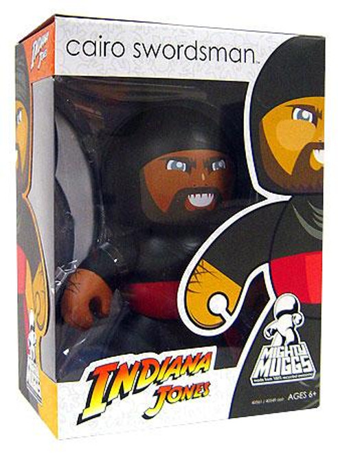 Indiana Jones Raiders of the Lost Ark Mighty Muggs Cairo Swordsman Vinyl Figure