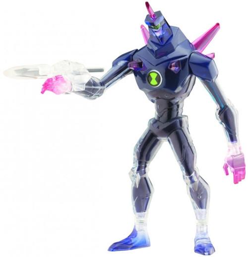 Ben 10 Alien Force DNA Alien Heroes Chromastone Action Figure