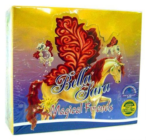Bella Sara Magical Friends Booster Box
