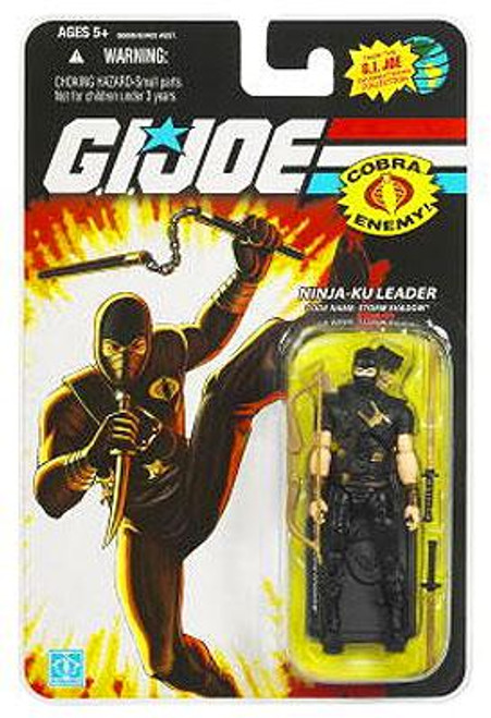 GI Joe Wave 9 Storm Shadow Action Figure
