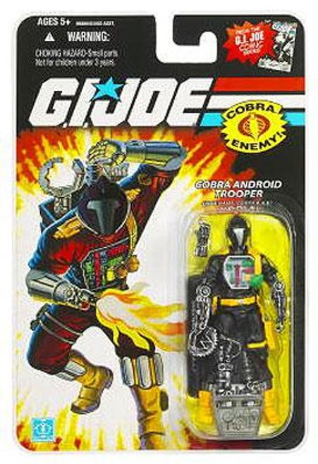 GI Joe Wave 9 Cobra B.A.T. Action Figure