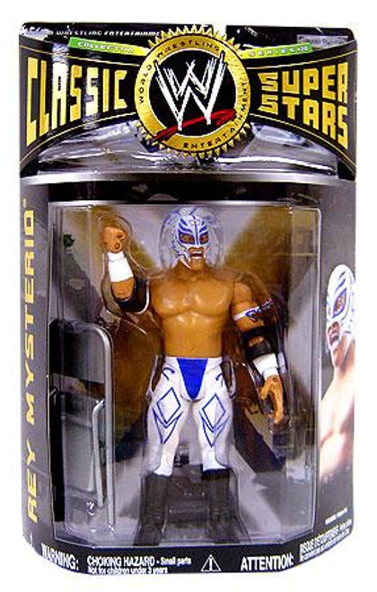 WWE Wrestling Classic Superstars Series 20 Rey Mysterio Action Figure