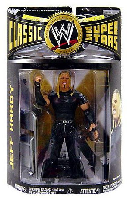 WWE Wrestling Classic Superstars Series 21 Jeff Hardy Action Figure
